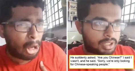 Mandarin Speaking Indian Man Calls Out Companies For
