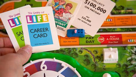 game rules milton bradley changing careers