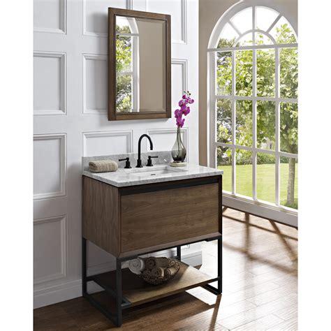 Fairmont Design Vanity by Fairmont Designs M4 36 Quot Vanity Walnut Free