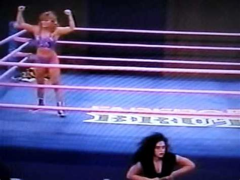 Glow wrestling california doll tara matilda the hun 1986. Tina Ferrari vs. Palestina (GLOW Crown Match) (Part 1) - YouTube