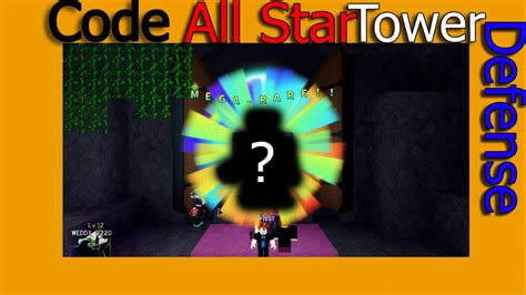 All star tower defense is a popular anime based tower defense game on the roblox platform. Code All Star Tower Défense / ALL THE CODES FOR ALL STAR TOWER DEFENSE - YouTube / Codes build a ...
