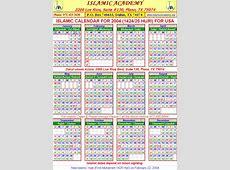 Hijri Calendar – printable calendar templates