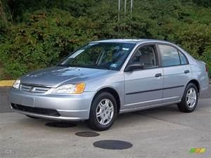 Honda Civic 2002 : satin silver metallic 2002 honda civic dx sedan exterior photo 53090510 ~ Dallasstarsshop.com Idées de Décoration