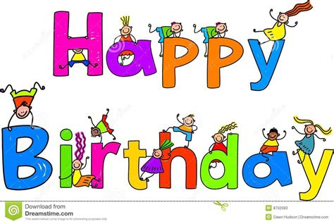 Free Birthday Clip Happy Birthday Animated Clipart Clipart Collection