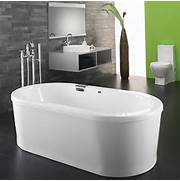60 Free Standing Tub by 60 X 32 OR 66 X 36 Acrylic Freestanding Bathtub With
