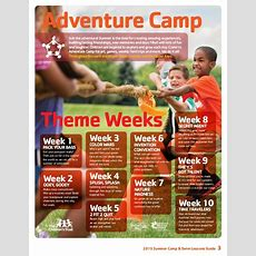 Summer Camp Guide 2015 English