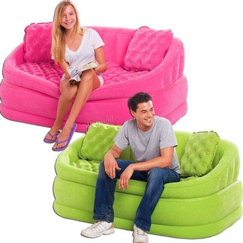 Intex Chair by Details About Intex Cafe Loveseat Chair Gaming