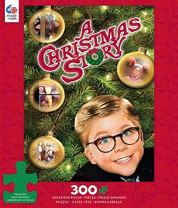 A Christmas Story (Movie Posters) Jigsaw Puzzle ...