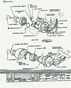 1955 Chevy Ignition Switch Wiring Diagram Startor With
