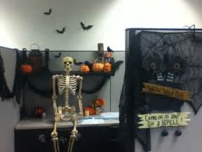 halloween cubicle decorating contest talkinggames