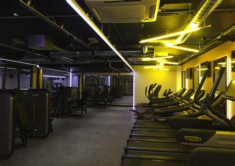 gyms interior design decoration