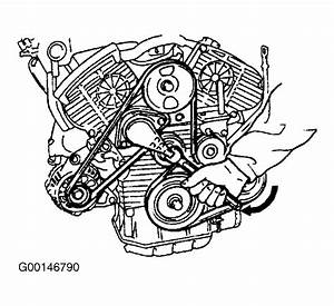 2007 Hyundai Santa Fe 3 3 Serpentine Belt Diagram