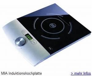 Ceranfeld Platte Wird Nicht Heiss : induktionskochplatten test welche ist die beste mehr ~ Watch28wear.com Haus und Dekorationen