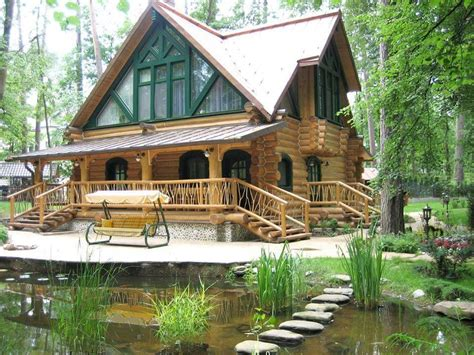55 Photos of Unique Traditional Wooden House