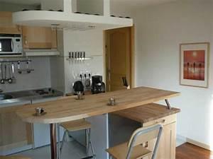 Ilot Bar Cuisine : meuble bar cuisine am ricaine ikea 2017 avec original table cuisine ilot central un bar mange ~ Preciouscoupons.com Idées de Décoration