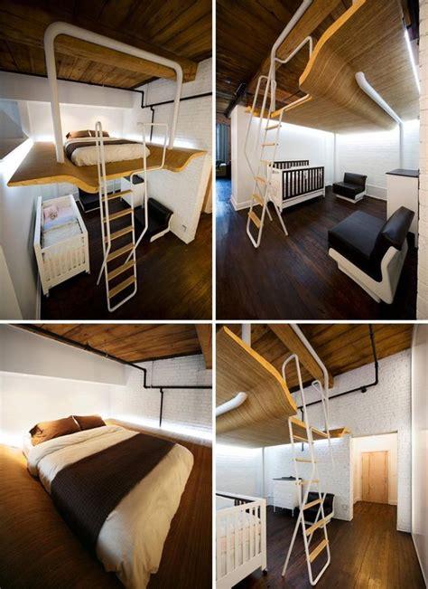 Minimalistische Einrichtung Des Kinderzimmerskinderzimmer Einrichtung Mit Hochbett by Die Besten 20 Hochbett F 252 R Erwachsene Ideen Auf