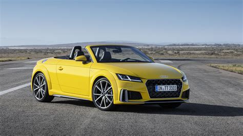 Audi Tt Coupe 2019 by 2019 Audi Tt Coupe Roadster New Models