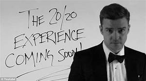 Justin Timberlake channels Ol' Blue Eyes in new video clip ...