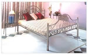 Furniture Buyers by Designer Stainless Steel Bed In Dashmesh Nagar Gill Road