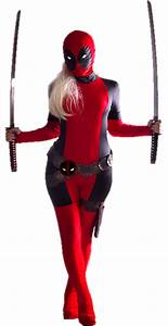 Lady Deadpool Cosplay PNG by gasa979 on DeviantArt