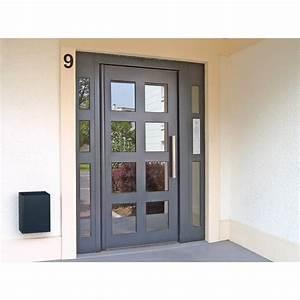 Porte d39entree d39immeuble gamme securite renforcee clarte for Porte d entrée renforcée
