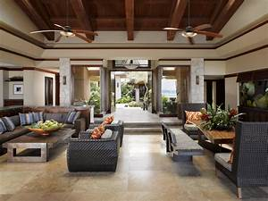 applegate tran interiors tropical living room hawaii With tropical interior design living room