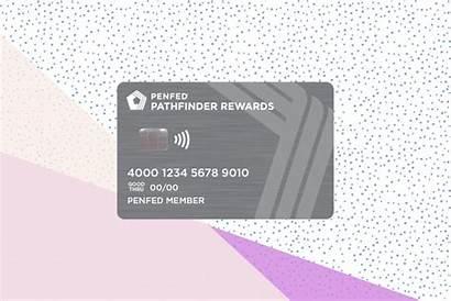 Pathfinder Express American Penfed Card Rewards Background