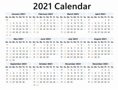 Calendar 2021 Background Jan Kb
