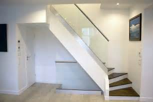 Rambarde Escalier Verre by Le Garde Corps Tout Verre D Inox Design Une Solution