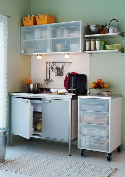 cuisines petites surfaces 3 scénarios pour aménager une cuisine îlot de cuisine