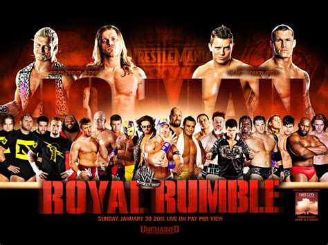 wwe royal rumble  full match video revideon