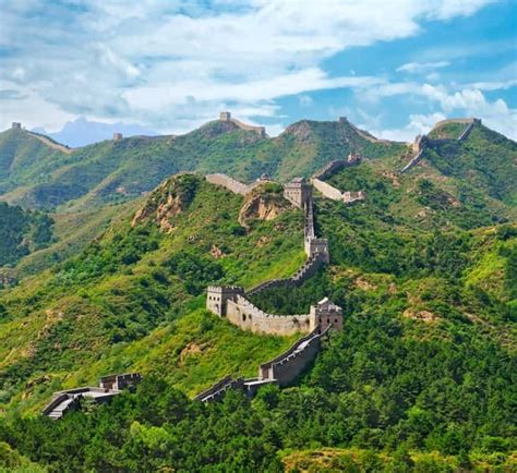 The 7 Wonders Great Wall Of China Explore
