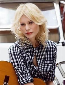 Blonde Mittellange Haare : blonde mittellange haare bilder m ~ Frokenaadalensverden.com Haus und Dekorationen