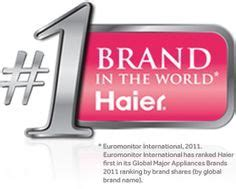 1000  images about The Haier America Story on Pinterest