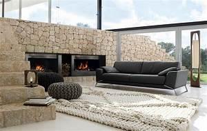 canapes sofas et divans modernes roche bobois With tapis design avec modele canapé moderne