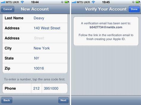 Как бесплатно создать аккаунт в App Store на Iphone или