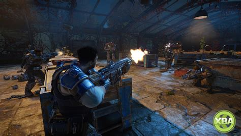 Best Free To Play On Xbox One Gears Of War 4 Is Free To Play On Xbox One This Weekend
