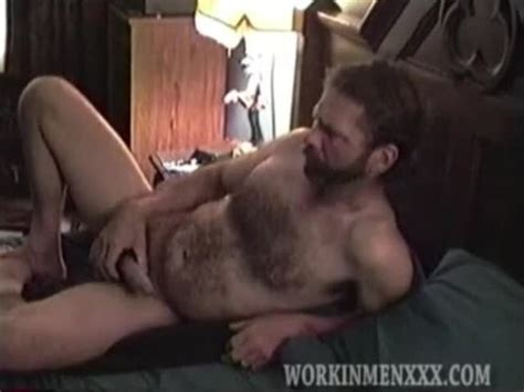Workinmen Xxx Mature Gay Man With Hairy Chest Goes For