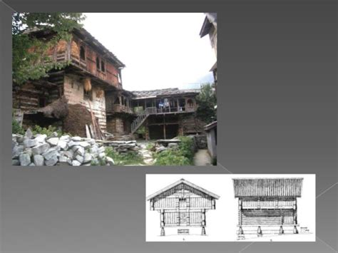 Vernacular Architecture In Cold Climate