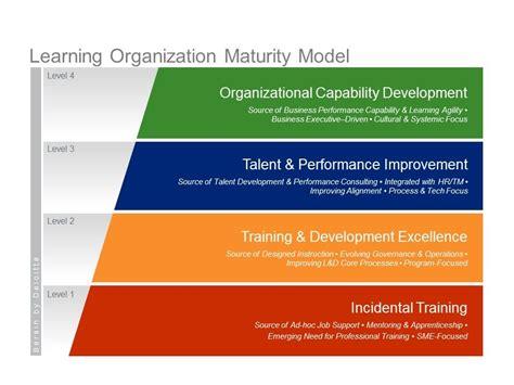 learning  development ld  maturity model
