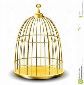 Golden Bird Cage Stock Photos - Image: 33382833