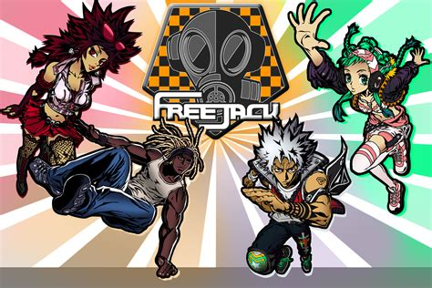 anime genre parkour freejack review and mmobomb