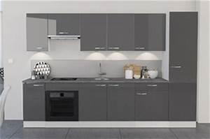 Éléments De Cuisine Pas Cher : ensemble meuble cuisine pas cher meuble de cuisine blanc ~ Melissatoandfro.com Idées de Décoration