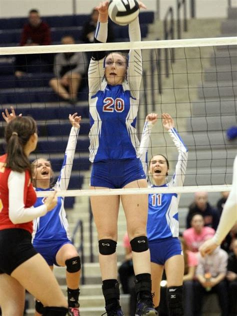 weekly girls state volleyball poll released