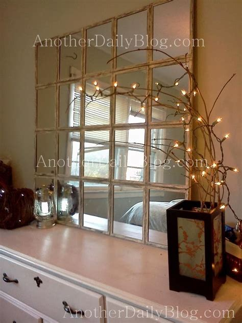pottery barn mirror another daily 699 pottery barn white paned mirror