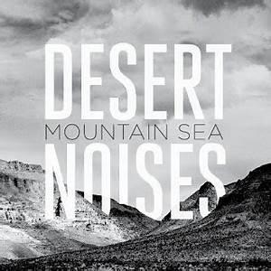 Fake Plastic Tunes Desert Noises Mountain Sea ALBUM REVIEW