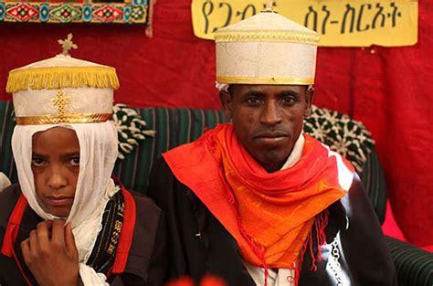 child ethiopian young marriage brides married africa eritrea nigeria early ethiopia marriages five jazeera al hiiraan silent abigail
