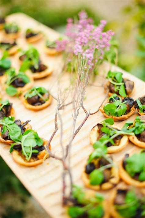 canapé toast 17 best ideas about wedding canapes on