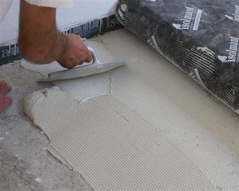 isolare pavimento isolamento per pavimenti