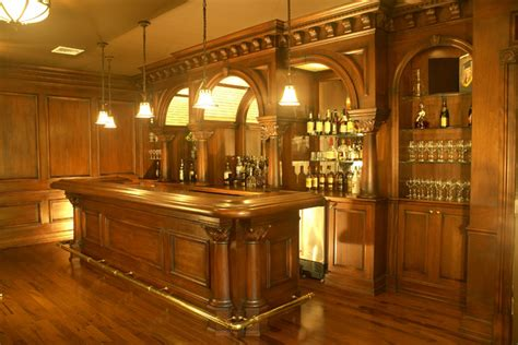 Residential Bars by Residential Bar Nj Traditional Home Bar Other By